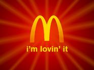 Mcdonalds gau golden arches forming logo