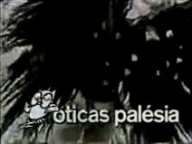 Oticas Palesia TVC Carnaval 1980