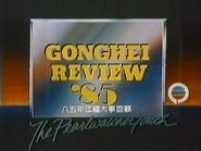 TBG Pearl Gonghei Review 1985 slide