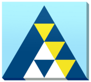 Anglien 3D ITV logo 1989