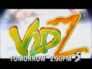 CH5 promo - Vidz - 1997