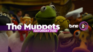 TVNE2 promo The Muppets 2016