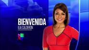 Univision promo - Ilia Calderon - 2017