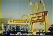 Mcdonalds eruowood fish ad 1967