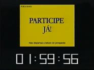SRT clock - Grupo Motta bancos - July 21, 1998 - 1