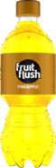 Fruit Flush Pineapple PET Bottle