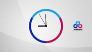 Joulkland clock 2014