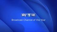 Sky One break bumper - Broadcast Channel of the Year - 2012