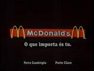 McDonald's MS TVC 1982
