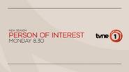 Tvne2 promo person of interest 2016