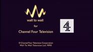 C4 endcap - Wall to Wall - 2002