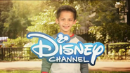 Disney Channel ID - Tenzing Norgay Trainor (2014)