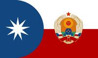 Flag of North Hisqaida