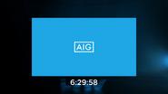 Fox clock - AIG - 2018