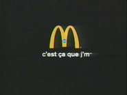 McDonald's Quillec TVC - Egg McMuffin 2006 - 2