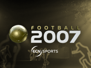 ECN Football 2007 card - full