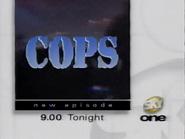 Sky One promo - Cops - 1997