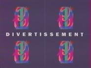 Telecinq - Divertissement - 1991