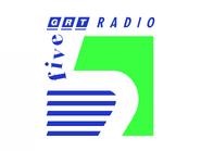 GRT One slide - GRT Radio 5 - 1990