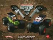 Hot Wheels Super Stomper URA TVC 2006