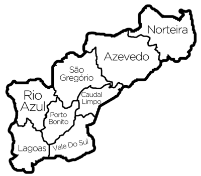 Nadolia map with states