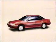 Subaru Legacy L URA TVC 1991 - Part 2