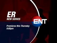 ENT promo - ER series premiere - 1995