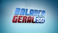 Balanço Geral SG open 2012