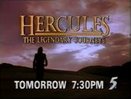 CH5 promo - Hercules the Legendary Journeys - 1997
