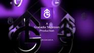 Granadia TV purple endcap 2001