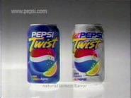 Pepsi Twist and Diet Pepsi Twist TVC 2001