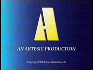 Artesic Production endcap 1989 - alt