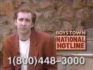 Boys Town National Hotline URA TVC 1991