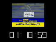SRT clock - Motta - 1998