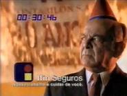 Sigma Ifin Seguros clock 1995 3
