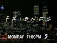 CH5 promo - Friends - 1997