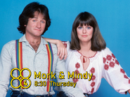 Channel 4 promo - Mork and Mindy - 1980