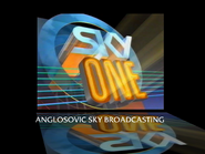 Sky One ID 1990 - ASB - 2
