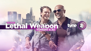 TVNE2 promo Lethal Weapon 2016