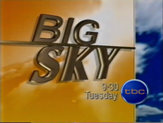 TBC promo Big Sky 1997