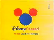 Disney Channel MS promo 2001
