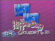 Four Network promo - Hey Hey It's Hippie Day - 1991