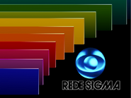 Rede Sigma - sign-off slide 1983