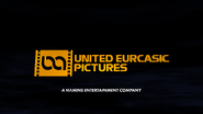United Eusqainic Pictures logo with byline 1995