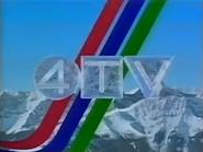4TV Winter Olympics ID 1990 1