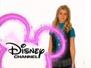 Disney Channel ID - Chelsea Staub (2009)