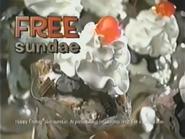 Friendly's Free Happy Ending Sundaes URA TVC 2006