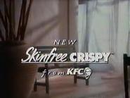 KFC URA Skinfree Crispy TVC 1991 - Part 2