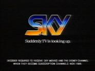 Sky AS TVC 1989