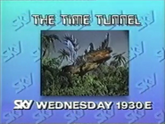 Sky promo - The Time Tunnel - 1987